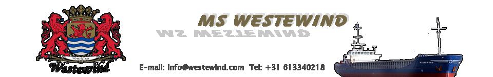 Scheepvaartonderneming Westewind